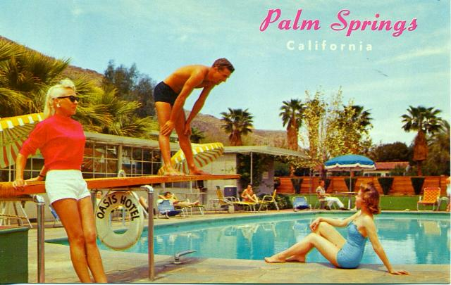 PALM SPRINGS PISCINA 2