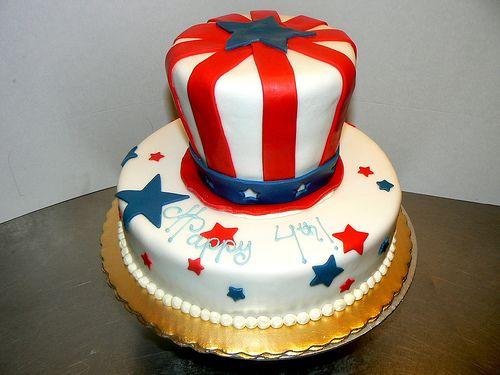 4 july cake