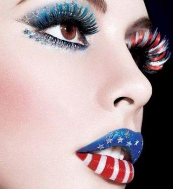 Maquillaje-para-el-4-de-julio