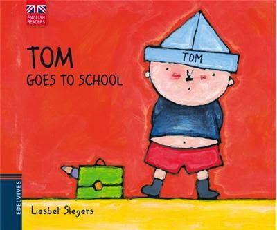 TOM GOES TU SCHOOL