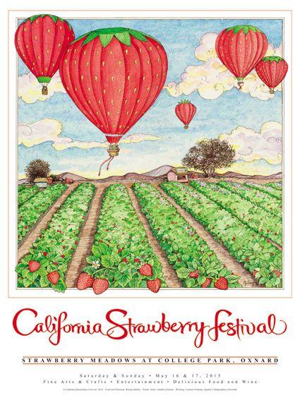 CALIFORNIA-STRAWBERRY-FESTIVAL-POSTER