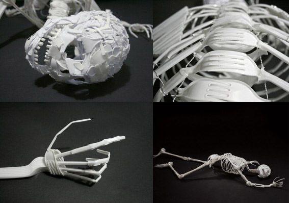 esqueletos y calaveras