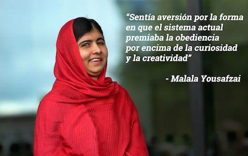 MALALA-CREATIVIDAD