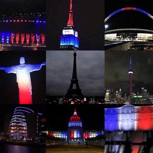 Paris-luces