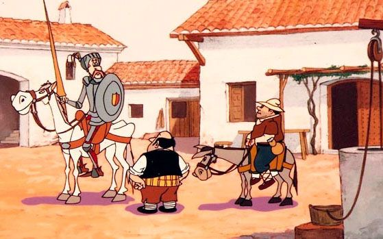 SERIE DON QUIJOTE 2
