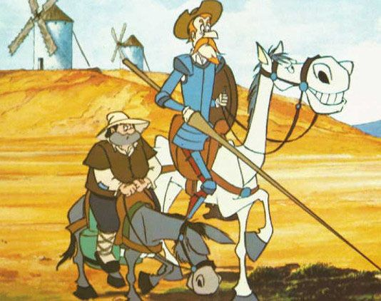SERIE DON QUIJOTE