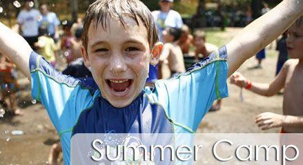 SUMMER CAMP AQUATIC