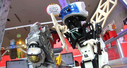SUMMER CAMP ROBOTS