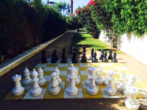 parker ajedrez