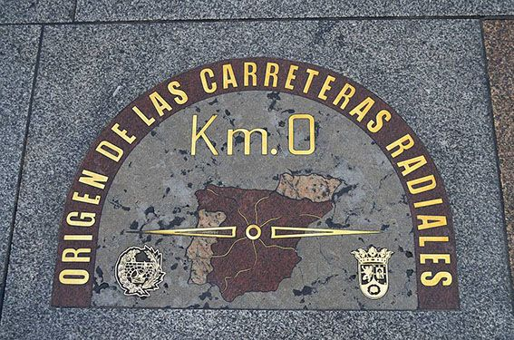 MADRID KM 0
