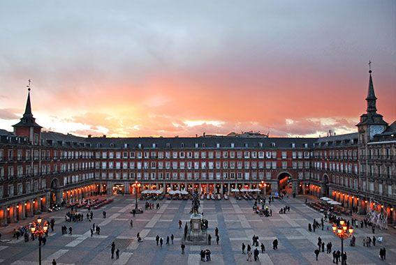 MADRID MAYOR PLAZA