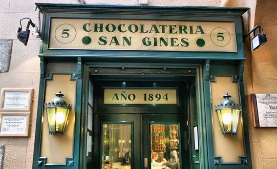 MADRID MAYOR SAN GINES