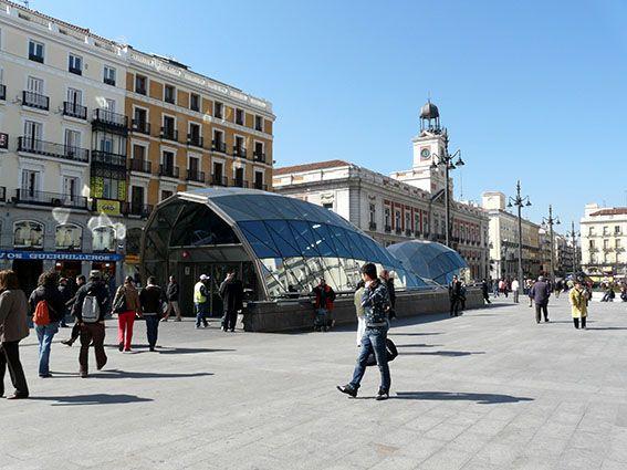 MADRID METRO SOL