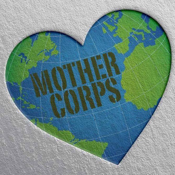 MOTHER CORPS LOGO