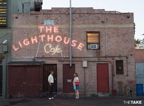 LOCALIZACIONES LA LA LAND LIGHTHOUSE CAFE