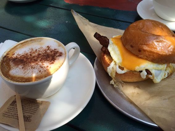 lincoln desayuno