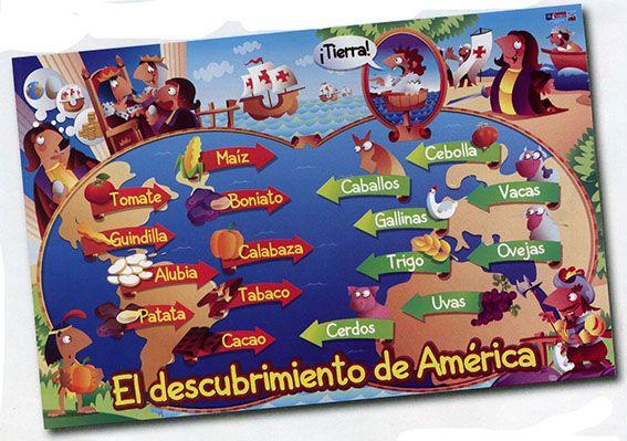 el español descubrimiento de america