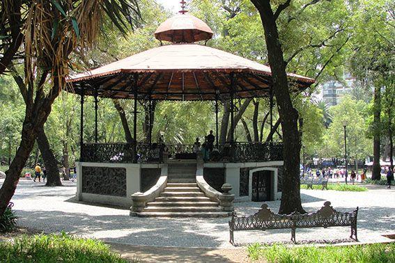 Bosque de Chapultepec