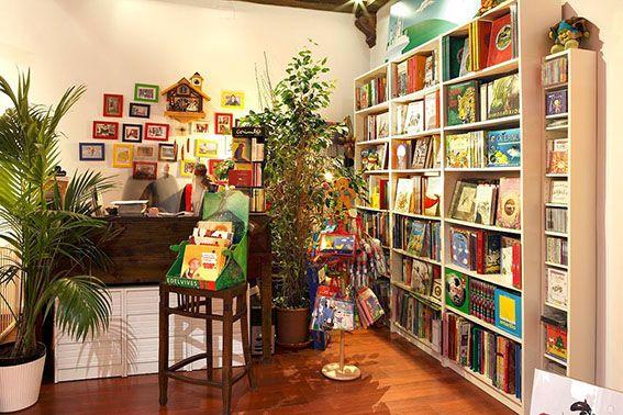 Librerías con arte