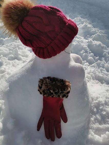 Muñeca de Nieve